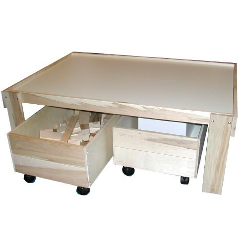 Beka Train Table