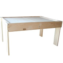 Mini-Train Table (Activity Table)