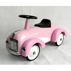"Scoot Along Car in Pink ""BOGO"" Buy 1 Get 1"