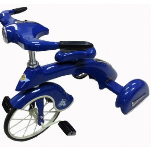 Jr. Dk.Blue Sky King Tricycle