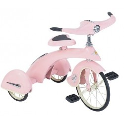 Jr. Pink Sky King Tricycle