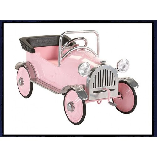 Pink Princess Car