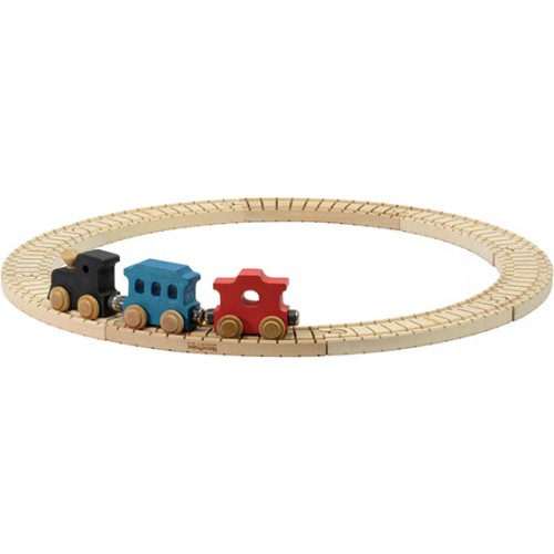 NameTrain Basic Train Set