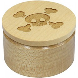 Pirate Skull Treasure Box