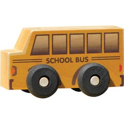 Scoot, School Bus