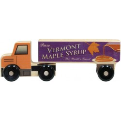 Semi Truck, Maple Syrup