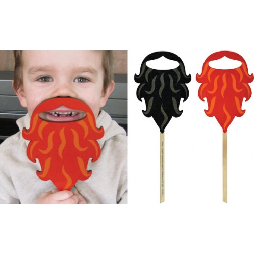 Silly Sticks - Viking Beard
